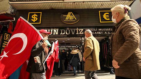 土耳其央行降息200基点远超预期,里拉暴跌创历史新低