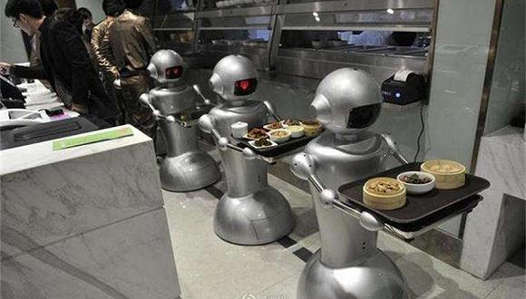 """从单项劳动到替代""""厨师"""",从美国机器人创业中能学到什么?"""