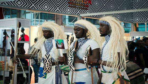 卢旺达国家馆亮相广州国际旅游展览会 助推中卢旅游经济新发展