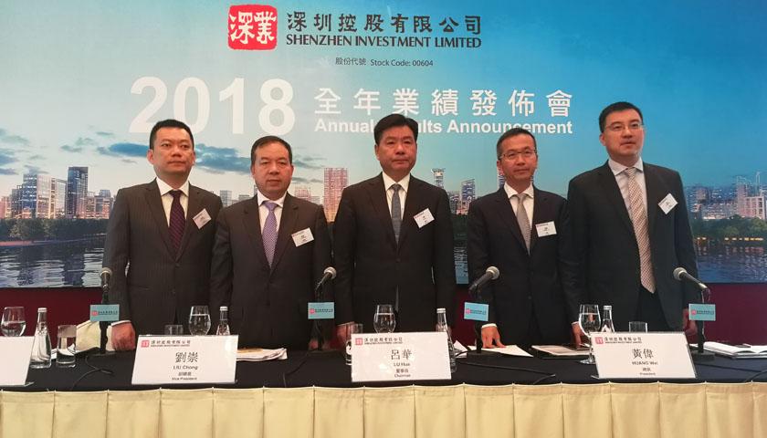 對市場不看好 深圳最大國有地產商今年目標僅180億