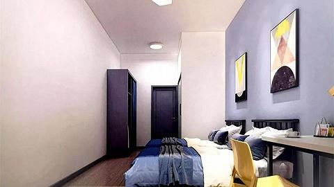 杭钢半山区域新增蓝领公寓600余间,预计12月完工