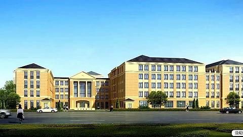 大城北运河湾区域繁华交汇 重要位置再添一所高品质小学