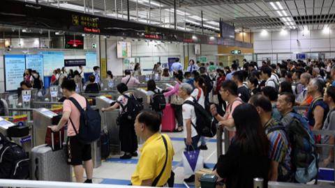 逾136万人次,端午假期深圳口岸迎来持续客流高峰