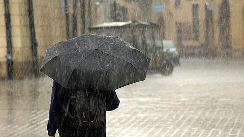 """今年广东""""初台""""昨登陆湛江,南部市县今日仍有大雨到暴雨"""