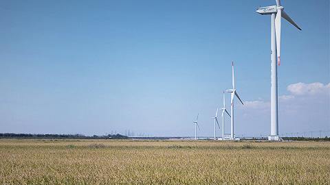 川能风电盐边大面山三期工程项目开工,总投资约2.5亿元