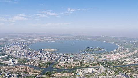 """約三成政策制定任務已完成 上海自貿區臨港新片區跑出""""加速度"""""""