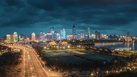 """中国地产界""""巨头""""罕见同台,预见海口未来20年"""