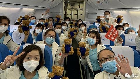 回家,感觉真好!天津援鄂医疗队第一批队员抵津