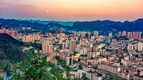 中新互联互通项目助力重庆黔江产业扶贫