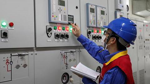 宁波电网助力宁波地铁2号线二期首通段开通