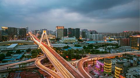 川南城际铁路开始铺轨,自贡泸州明年进入动车时代