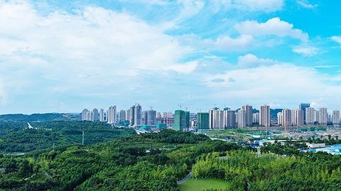 """重庆荣盛""""北进""""答卷:如何站位中央公园""""黄金6公里""""?"""