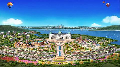"""""""时空""""的底层逻辑,重庆西区这座新城都具备了"""
