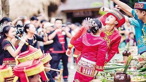 海南(白沙)少数民族嬉水嘉年华将于9月5日-6日举行