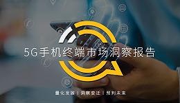2020 5G手机终端市场洞察报告