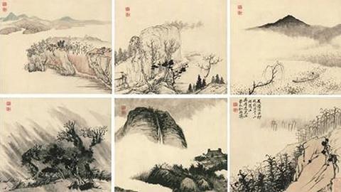 从近现代9大画派开始,捋清当下中国书画市场的渊源(上)