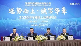 在深圳吸金百亿,华侨城首次跻身千亿房企行列