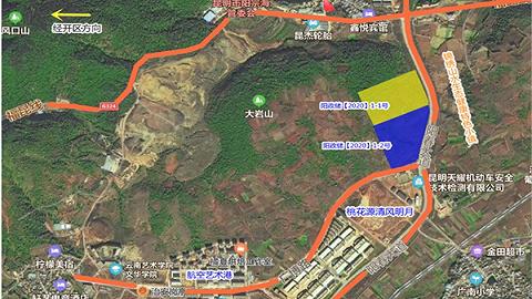 3月昆明土地供应大幅回升,云南建投阳宗海再拿地211亩