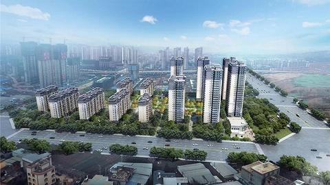 佳选 多家房企再次抢地经开区,区域内4大纯新盘强势入市