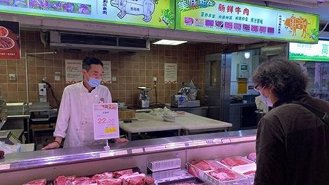 """跌破20元/斤,成都市场""""1字头""""猪肉重回餐桌,价格触及近两年低点"""