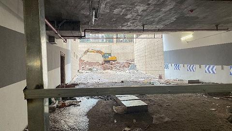 """车库被淹、电梯困人……一场大雨后,""""品质大作""""华润润西山业主拒接房"""