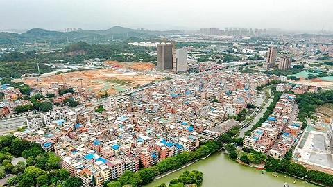 """广州""""十四五""""期间旧改总投资7600亿,这一片区将成""""旧改大户"""""""