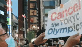 东京奥运会成烫手山芋,运动赛事光辉已逝?