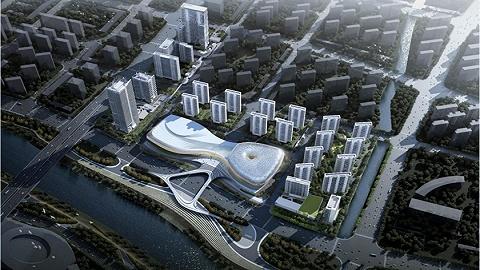 南京城南中心综合体最新规划出炉,效果图曝光