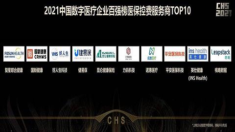"""风控创造价值,好人生科技荣登""""2021中国医保控费服务商TOP10"""""""